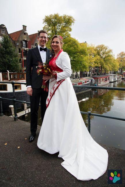 Bruidsmode Atelier Sans Scrupules Groningen