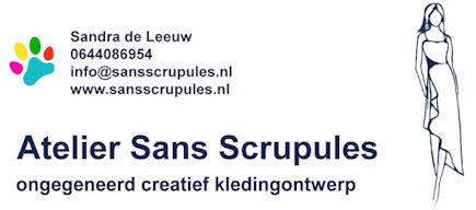 logo Atelier Sans Scrupules - Sandra de Leeuw