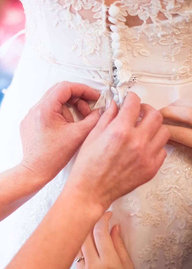 Bruidsmode dames - Atelier Sans Scrupules - Sandra de Leeuw