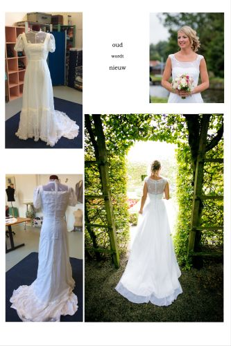 bruidsmode Atelier Sans Scrupules